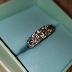 Sterling Silver Rise Quartz Ring